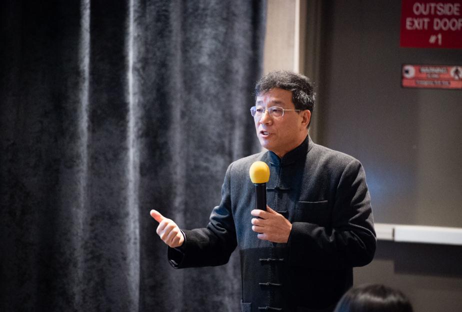 第一届蒙商大会郭总演讲